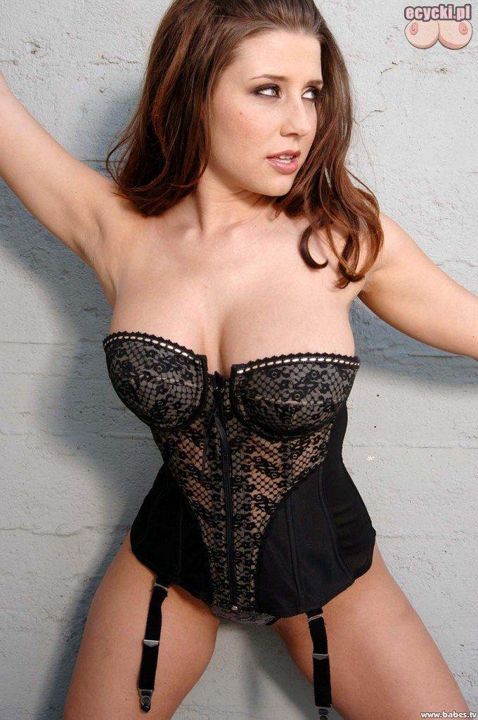 1. sexy bielizna - seksowny gorset - dopasowany damski gorset - na pania z duzym biustem