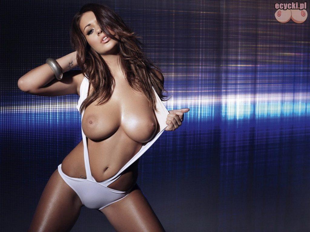 8. tapety kobiety na pulpit - piekna panie z duzym biustem - hot busty girl tape