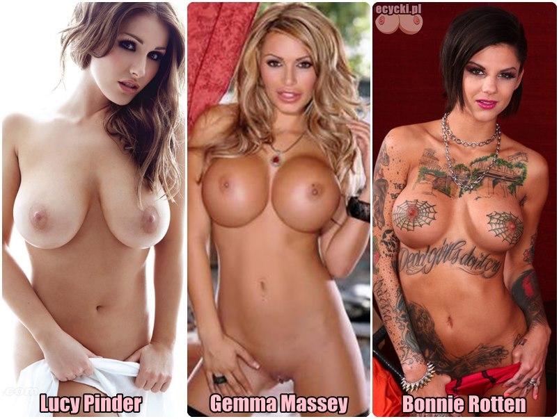 Lucy Pinder Gemma Massey Bonnie Rotten najlepsze cycki miesiaca glosowanie blog erotyczny o cyckach boobs tits nude ecycki - Cycki miesiąca kwiecień 2016 – głosowanie!