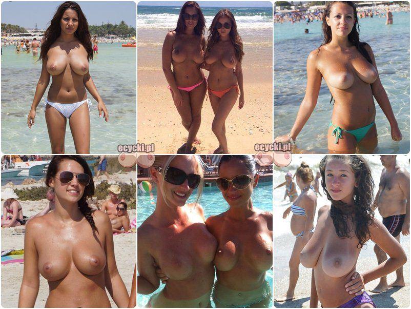 dziewczyny topless - piekne laski w topless na plazy - sliczne zgrabne dziewczyny na plazy - gorace kobiety nad morzem