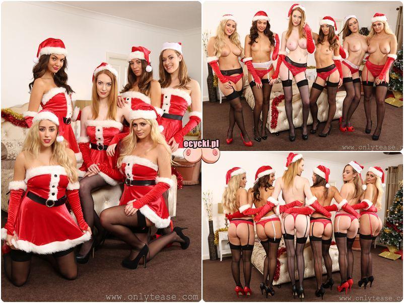 dziewczyny mikolaja - laski mikolaja zdjecia - zgrabne dziewczyny w sexy strojach fotki - laseczki ponczochy czerwone majteczki - striptiz galeria - ecycki