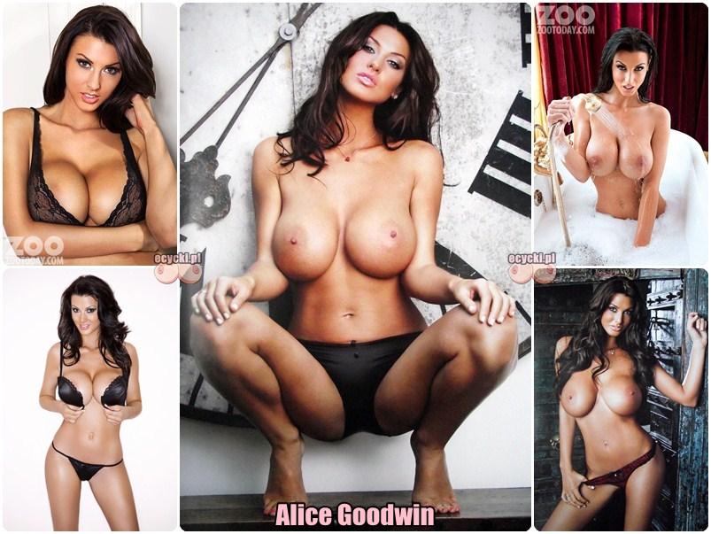 1. Alice Goodwin najlepsze zdjecia nago - piekna dziewczyna duze piersi duzy biust duze cycki - ranking najpopularniejszych kobiet - ecycki