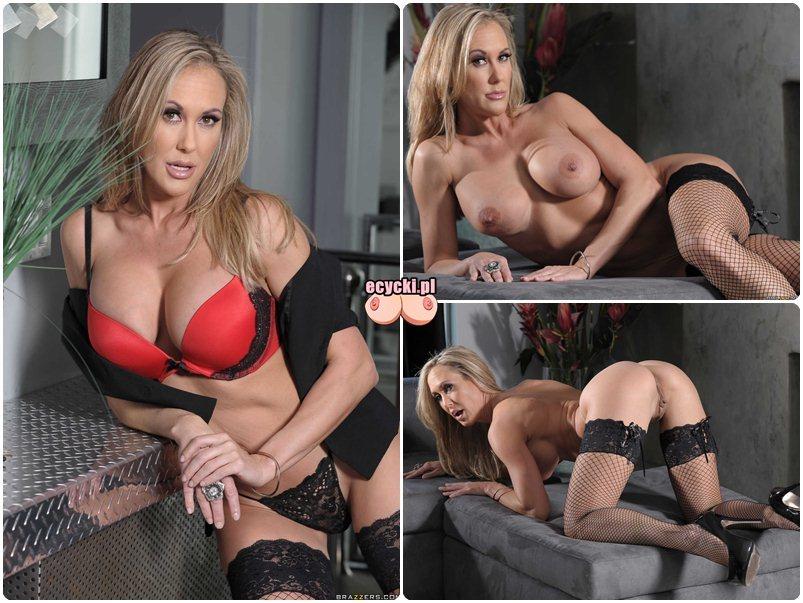 Brandi Love MILF - dojrzala gwiazda porno w sexy galerii - erotyka zdjecia - goraca mamuska rozbiera sie - striptiz - duze nagie cycki nago - ecycki