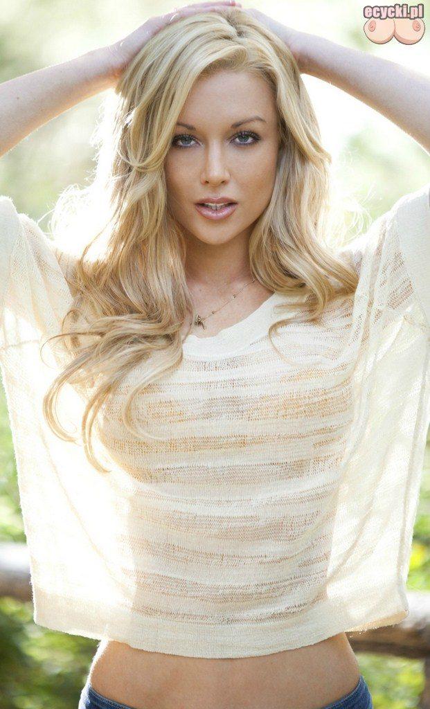 1. Kayden Kross sliczna blondynka seksi zdjecia - najpiekniejsze kobiety