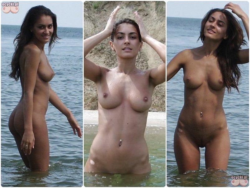 nudystka na plazy - amatorskie zdjecia zgrabnej dziewczyny nago nad morzem fotki - Inna Vladimirskaya ecycki blog
