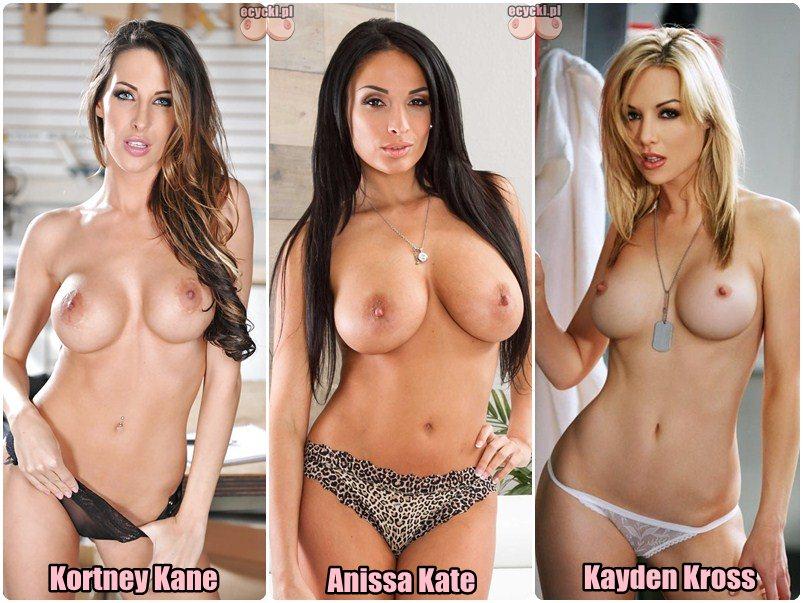 Cycki miesiaca glosowanie - cycate gwiazday porno Kortney Kane, Anissa Kate, Kayden Kross - znane seksowne laski z duzymi piersiami