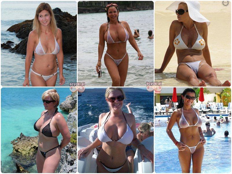 mamuski w bikini - dojrzala kobiety z duzymi piersiami w strojach kapielowych - seksowne panie na plazy zdjecia - dyze biusty - ecycki