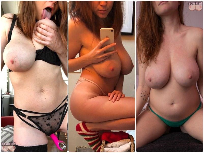 ruda cycata amatorka nagie zdjecia wielkich naturalnych piersi - domowa galeria - amatorskie zdjecia kobiet z wielkimi piersiami - erotyczne fotki - ecycki