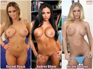 Najlepsze cycki miesiaca lipiec glosowanie -gwiazdy nago - Rachel Roxxx - Audrey Bitoni - Nicole Aniston nude tits - ecycki